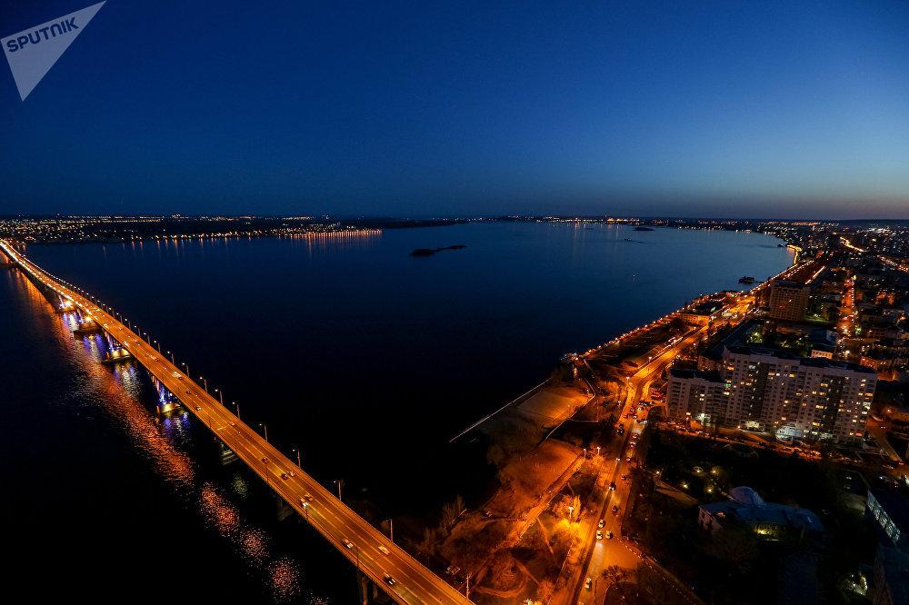 The city of Saratov
