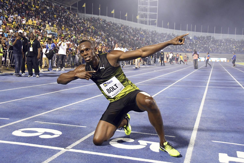 Jamaica Usain Bolt