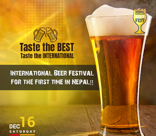 Nepal International Beer Festival 2017