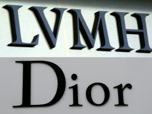 LVMH bags Christian Dior Couture