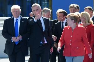 Trump says 'Germans are very bad': Spiegel