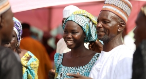 Dozens of Freed Chibok Girls Finally Reunited with Their Families