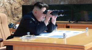 North Korea Considering Targeting Guam with 'Enveloping Fire'