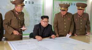 Just a 'Prelude': Pyongyang Says Missile Launch First Step Toward Guam Attack