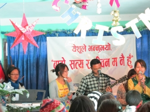 Nepali Christians celebrate Christmas in Nepal with renewed hopes