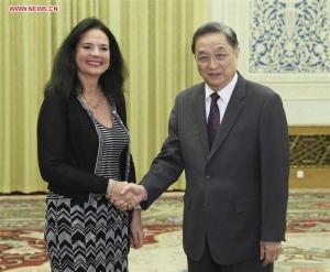 China, Belgium pledge communication, cooperation on ties