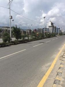 Empty Kathmandu
