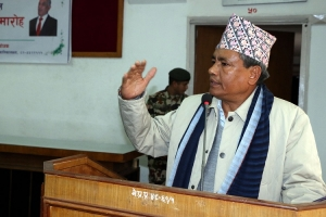 Internet a curse to reading culture: Information Minister Karki