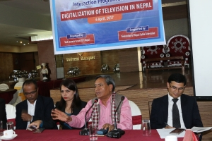 Separate mechanisms needed to regulate radio and television sector: Minister Karki