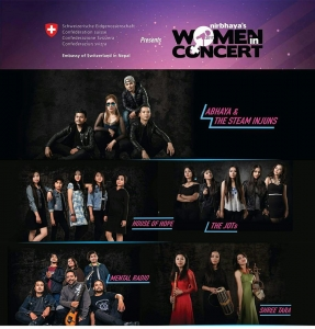 'Women in Concert 2017' endeavors to empower Nepali women through music