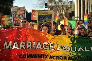 Legal action launched to halt Australia same-sex marriage vote