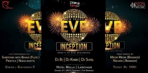 New Year Eve at Hotel Malla
