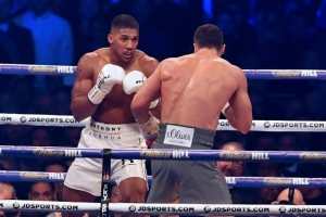 Joshua 'good to go' for Klitschko rematch