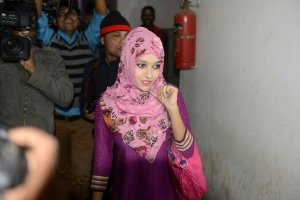 Bangladeshi actress' film to faith tale proves smash hit