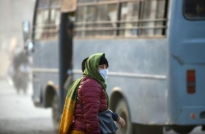 The bus mafia controlling Nepal's smog-choked capital