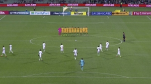 Saudis apologize after minute's silence snub in Australia