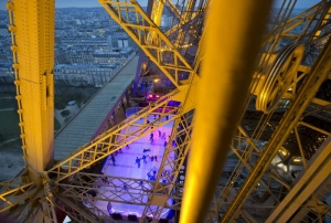 Eiffel Tower view: Paris tourism rises after yearlong slump