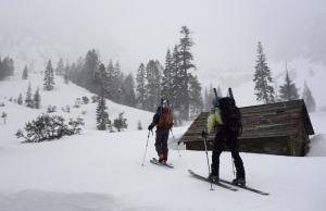 Chills, spills, thrills in high-mountain quest to gauge snow