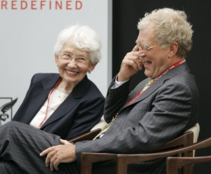 David Letterman's mom, who became unlikely star, dies at 95