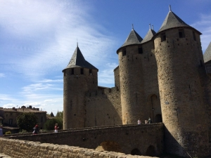 Carcassonne, France, offers castle-on-the-hill getaway