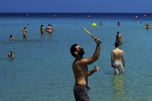Cyprus expects a record number of tourists to arrive in 2017