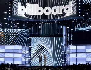 The Latest: Drake beats Adele's record for most Billboards