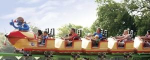 APNewsBreak: Sesame Street, SeaWorld plan more joint parks