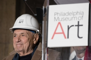 Philadelphia Museum breaks ground on Gehry-led expansion