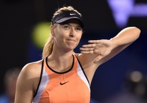 Ice cold in Stuttgart as Sharapova begins long road back