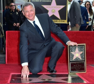Hollywood honors actor and veteran activist Gary Sinise