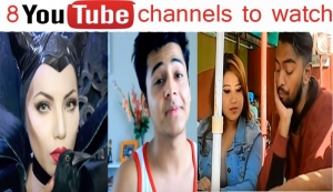 8 YouTube channels to watch (NEPAL EDITION)