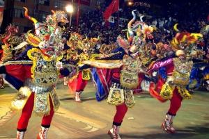 Carnival De Oruro