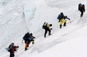52 reach atop Mount Everest so far this season