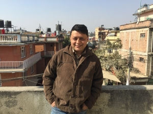 "Interview with Deepak Adhikari – ""Journalists should listen, not talk"