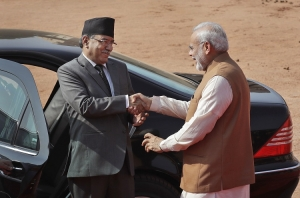Is Prachanda becoming a puppet of India?