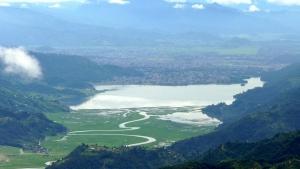 Is Fewa Lake dying?