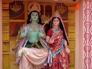 India, apologize for injustice  to Sita