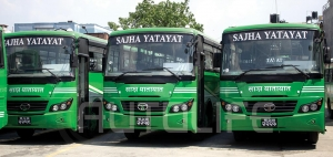 Sahja Yatayat to operate buses on Suryabinayak–Swoyambhu route