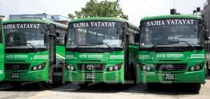 Sahja Yatayat to operate buses on Suryabinayak–Swoyambhu route