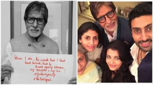Amitabh Bachchan: After my death, Abhishek Bachchan and Shweta Nanda will share my assets equally