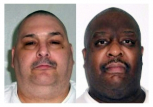 US state of Arkansas executes two prisoners in one night