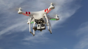 Drones capture photos of waste disposal sites in Bagmati