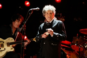 Dylan the Enigmatic accepts 2016 Nobel prize at last