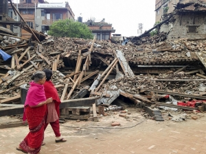 When will Nepal rise from the rubble?