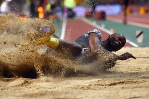 Former addict Manyonga eyes world long jump record