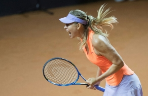 'Best feeling in world' as Sharapova wins on return