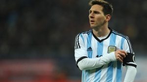 Football: Argentina to take on minnows Singapore