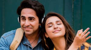 Meri Pyaari Bindu movie review: Ayushmann Khurrana, Parineeti Chopra try but can't make us feel