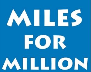 'Miles for million smiles' 5 Km run for children with down syndrome
