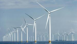 Dutch open 'world's largest offshore' wind farm